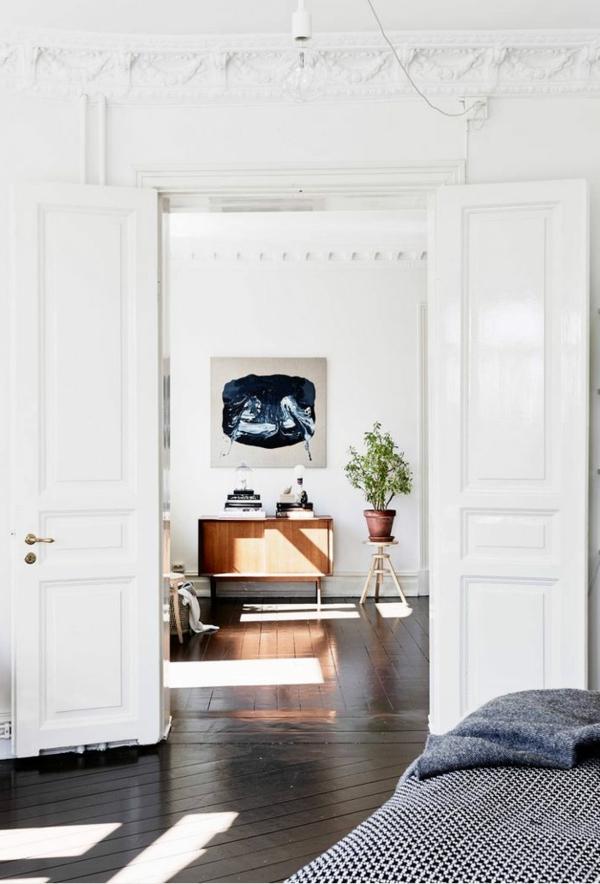 Wohnideen-für-Zuhause-Interior-mit--Holzboden