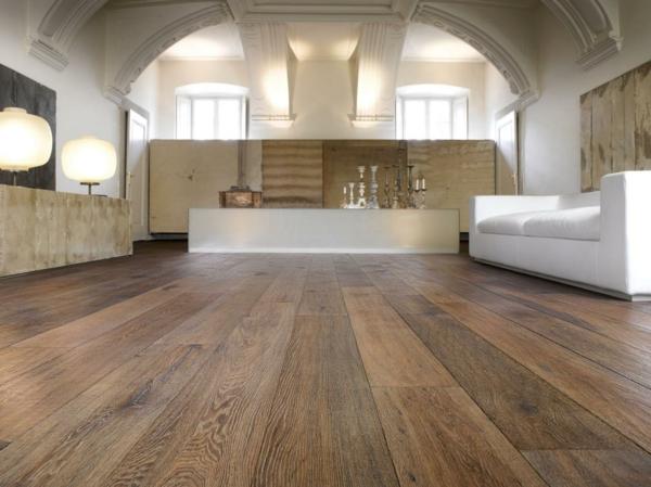 Wohnideen-für-das-Interior-Design-Boden-Holz--
