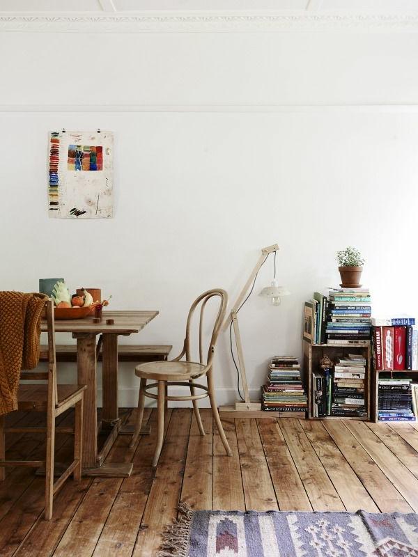 Wohnideen-für-das-Interior-Design--Boden-Holz