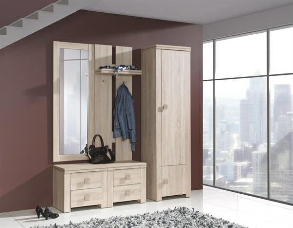 -Wohnideen-für-das-Interior-Design-Flurmöbel-aus-Holz