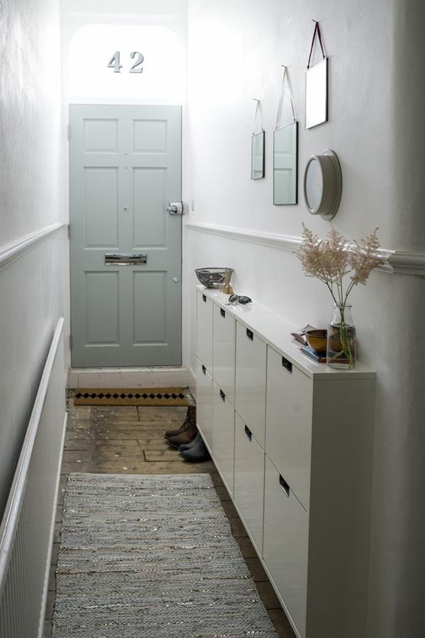 Wohnideen-für-das-Interior-Design-Flurmöbel-für-einen-kleinen-Flur