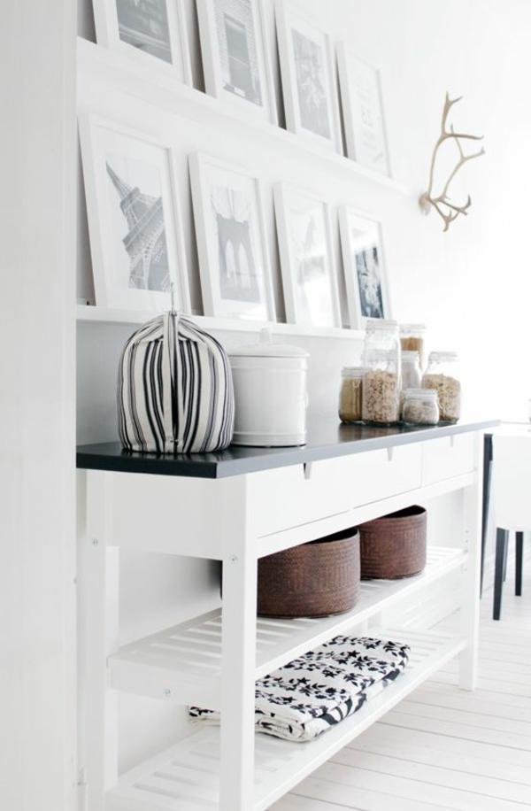 Wohnideen-für-das-Interior-Design-Flurmöbel-in--Weiß