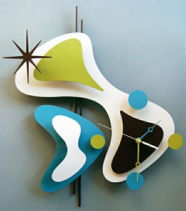 110 wanduhren mit attraktivem design - Design wanduhr ...