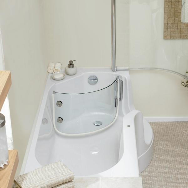badewannen mit duschzone gallery of badewanne mit dusche. Black Bedroom Furniture Sets. Home Design Ideas