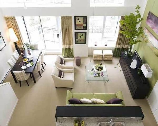 GroBartig Kleines Wohn Esszimmer Einrichten 22 Moderne Ideen Ragopige Info