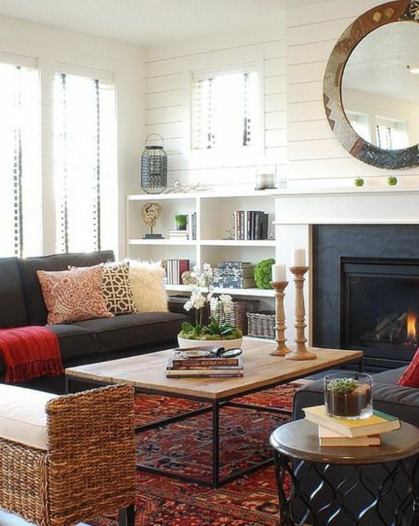 Wohnzimmer Einrichten Gemütlich ~ wohnzimmer gemütlich einrichtenwohnzimmer gemütlich einrichten