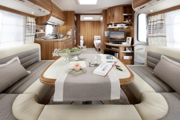 100 fantastische wohnmobile luxus auf r dern for Entreposage interieur pour vr