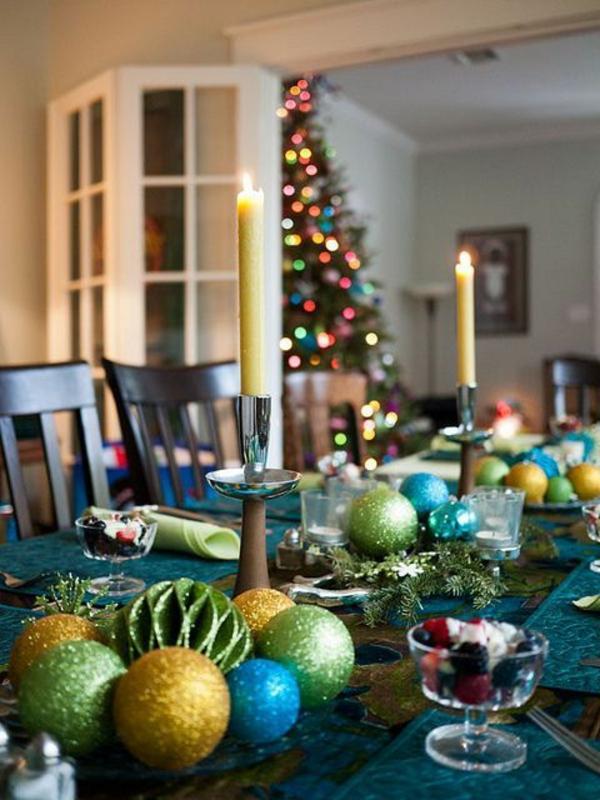charmante-Weihnachtsdeko-günstig-Weihnachtsdeko-selber-machen-Deko-für-Tisch