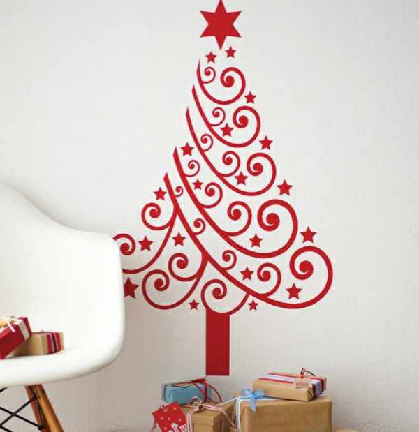 christmas-tree-wall-sticker-modern-christmas-tree-ideas-resized