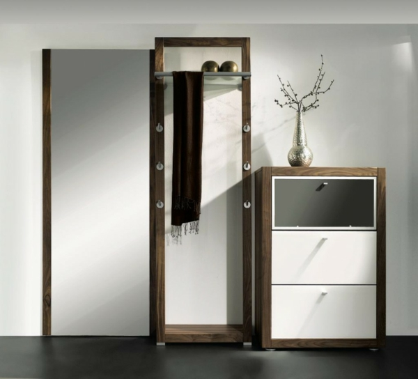 coole-Wohnideen-für-das-Interior-Design-Flurmöbel-Garderobenständer-Schrank