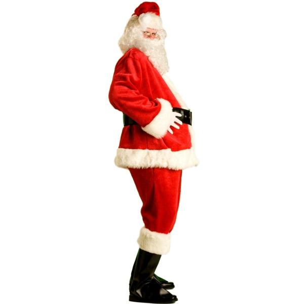 cooles-weihnachtsmann-kostüm