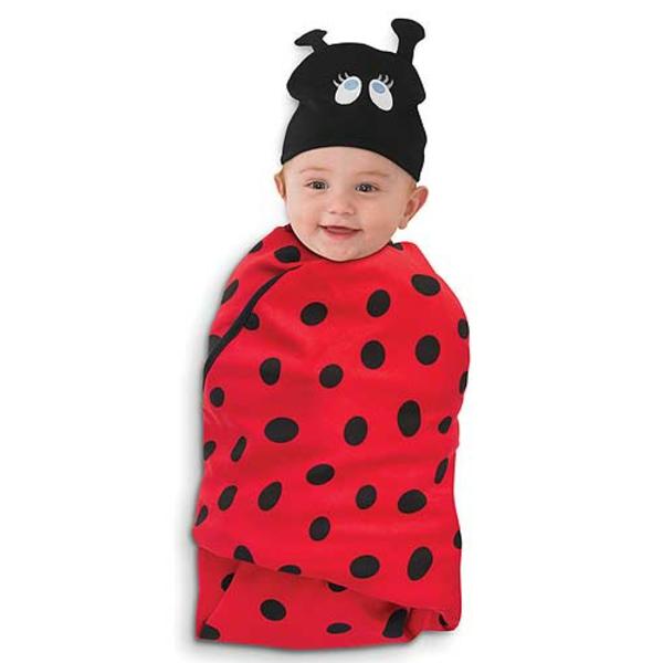 bastelideen für kindergarten - baby kostüm