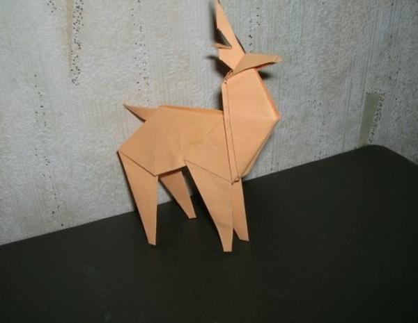 damhirsch-origami-zu-weihnachten