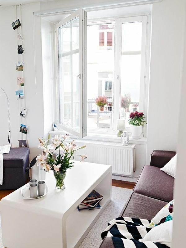 Wohnzimmer Einrichten   Großes Fenster