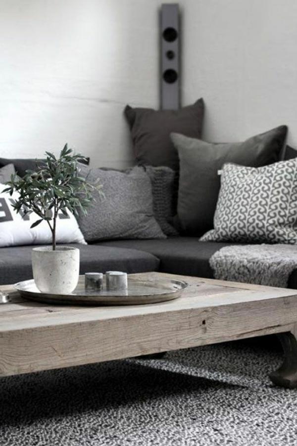 wohnzimmer einrichten grau einrichtungsideen wohnzimmer