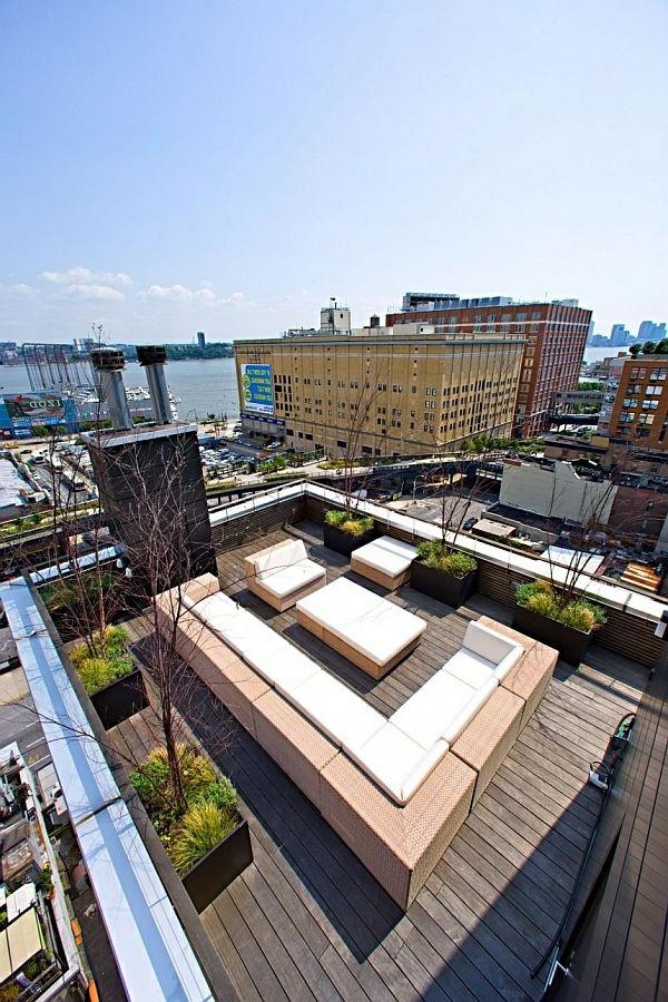 luxus exterior design-eine-fantastische-terrasse-in-der-stadt