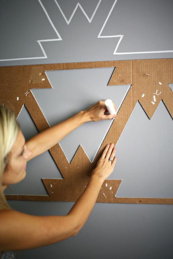 Einfach nachgemacht wandgestaltung wischtechnik  best einfach nachgemacht wandgestaltung wischtechnik images ...