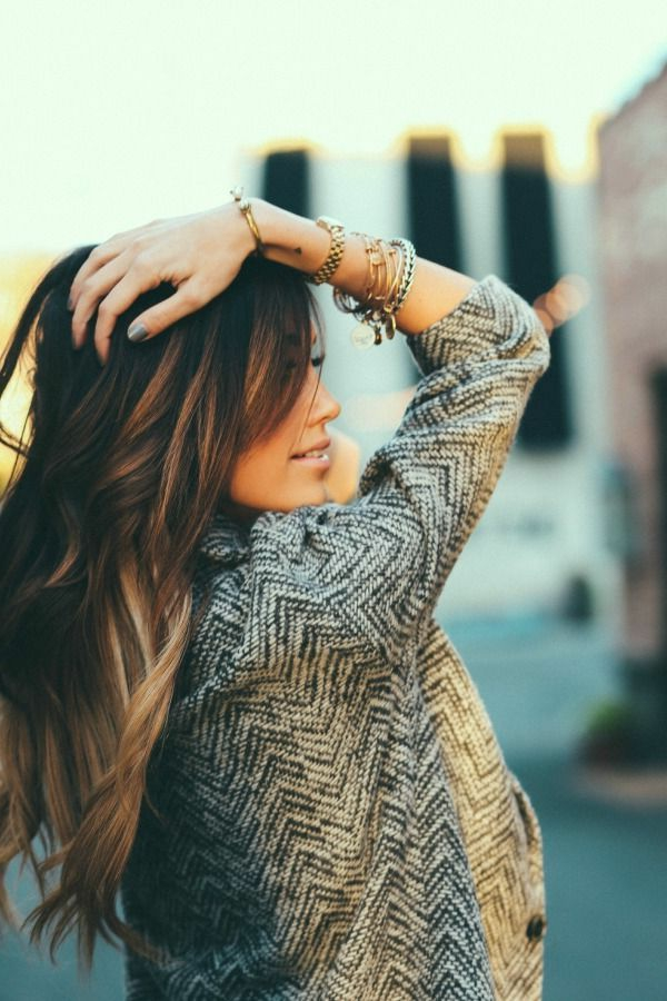 40 einfache frisuren für lange haare! - archzine