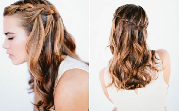 40 Einfache Frisuren Für Lange Haare Archzinenet