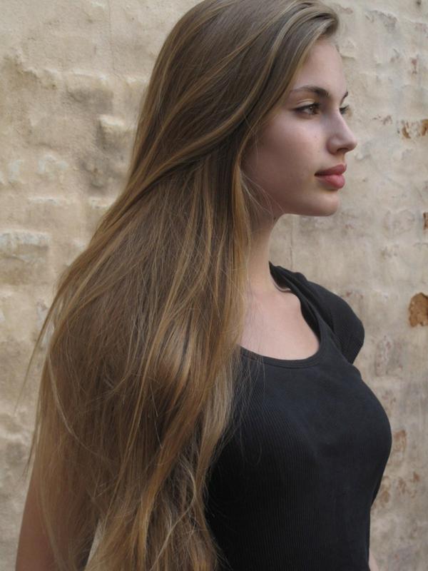 Frisuren Sehr Lange Haare – salamfev