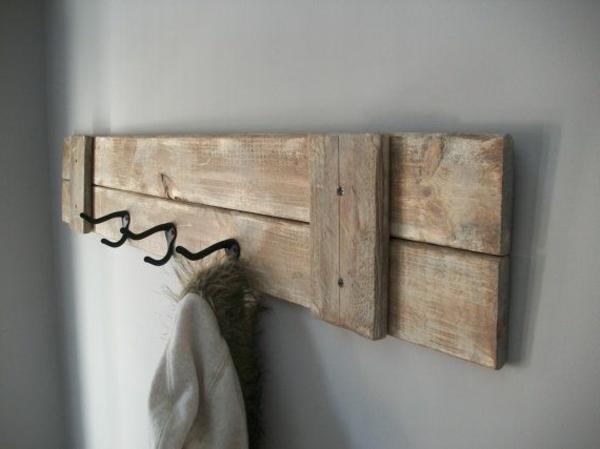 kleiderhaken 100 tolle ideen. Black Bedroom Furniture Sets. Home Design Ideas