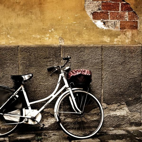 einmalige-retro-fahrräder - cooles foto