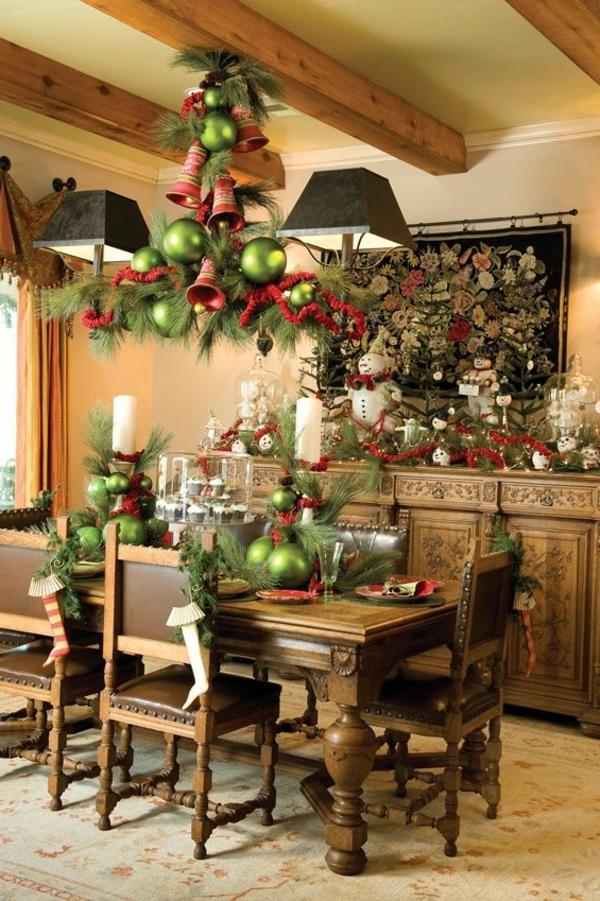 -elegante-Weihnachtsdeko-günstig-Weihnachtsdeko-selber-machen-Deko-für-Tisch