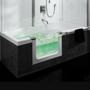55 prima Vorschläge für Badewannen mit Tür!