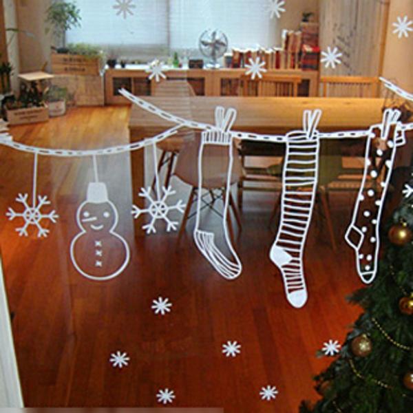 elegante-fensterdeko-zu-weihnachten