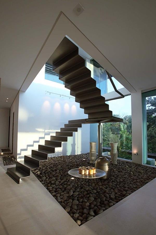 Erstaunliche Innentreppen Mit Außerordentlichem Design Interior Ideen