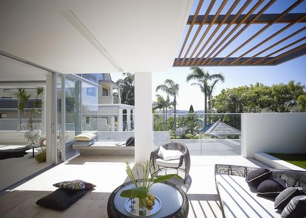 erstaunliche moderne terrassengestaltung in 120 fotos! - archzine, Garten und Bauten