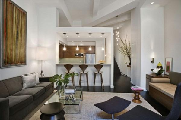 wohnzimmer modern : wohnzimmer modern eingerichtet ~ inspirierende, Wohnzimmer dekoo