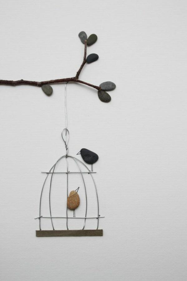 kieselstein dekoration - super interessant