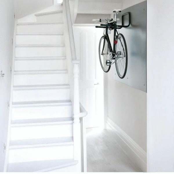 fantastische-moderne- Aufbewahrungeideen-für-Fahrräder-zu-Hause