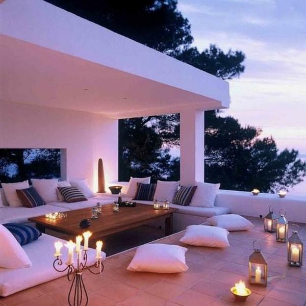 -faszinierende-si-de lux pe acoperiș terasa exterioara Design