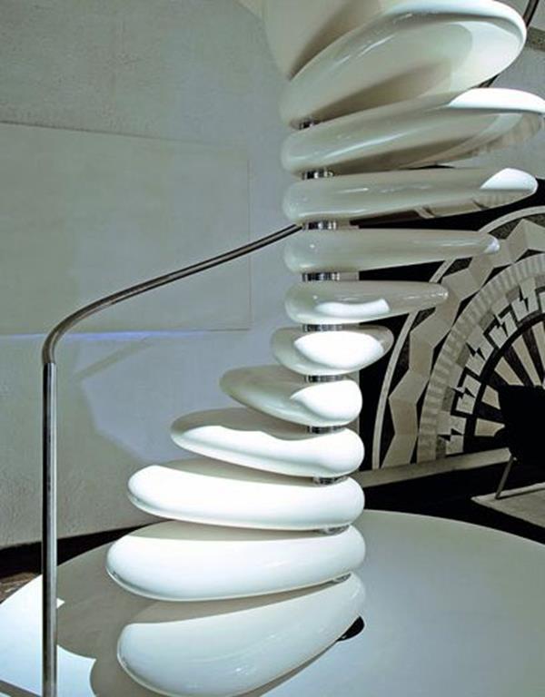 faszinierendes-Design-Windeltreppe-mit-ultra-modernem-Design-aus-weißen-Steinen