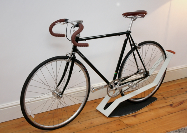 Fahrradhalter 40 Moderne Und Praktische Ideen Archzine Net