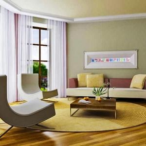 Runder Teppich: 30 neue Vorschläge!