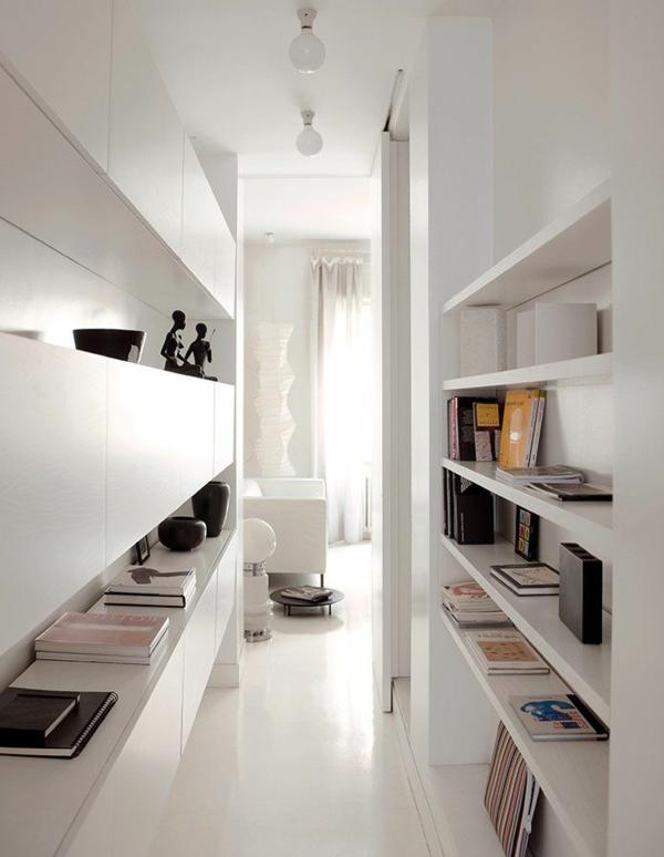 gemütliche -Atmosphäre-in-der-Wohnung-mit-Flurmöbeln