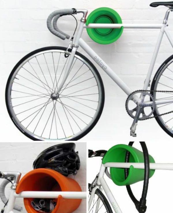 grüner-Fahrradständer-effektvolle-Lösung-für-die-Aufbewahrung-des-Fahrrads