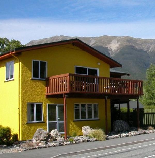 Hausfassade Farbe Cooles Design Vom Gelben Haus