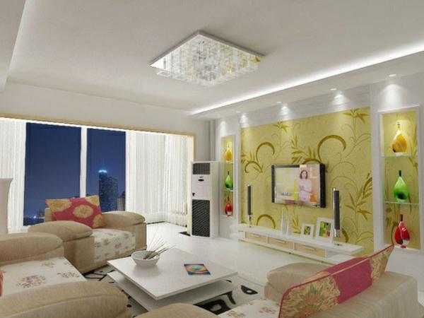 interessante-led-deckenlampe-im-eleganten-wohnzimmer