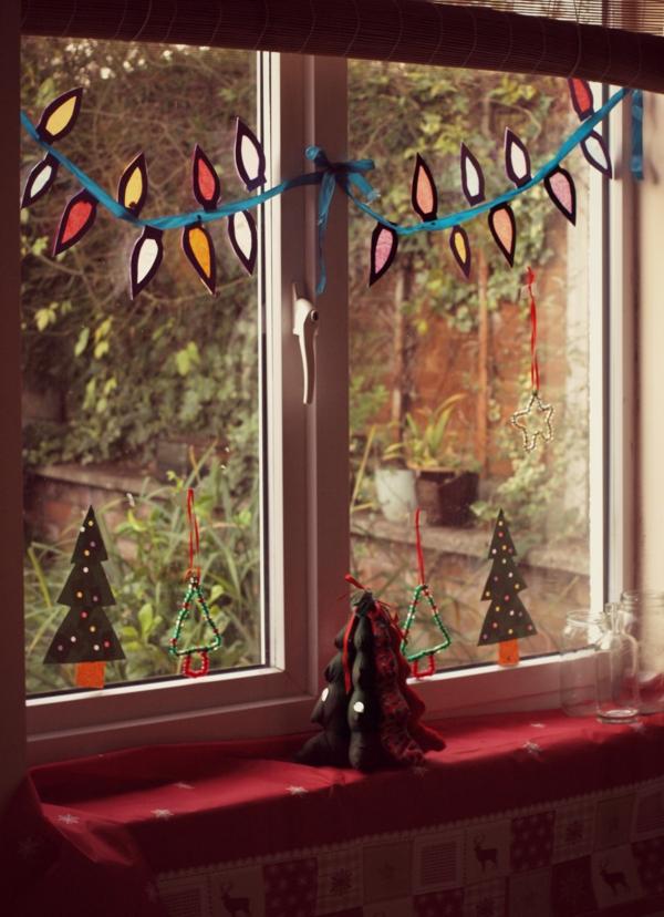 interessante-und-schön-aussehende-fensterdeko-zu-weihnachten