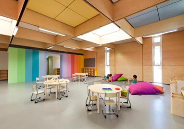 Hängelen Für Hohe Räume 100 moderne ideen für kindergarten interieur archzine