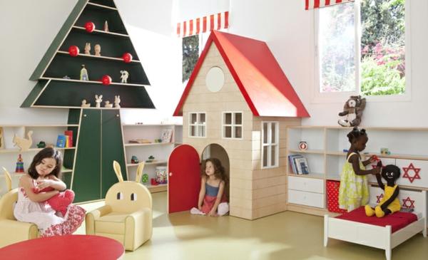 100 moderne ideen für kindergarten interieur! - archzine.net - Baum Interieur