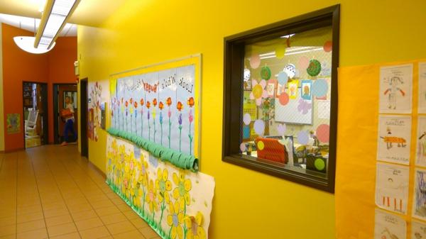 100 moderne ideen f r kindergarten interieur. Black Bedroom Furniture Sets. Home Design Ideas