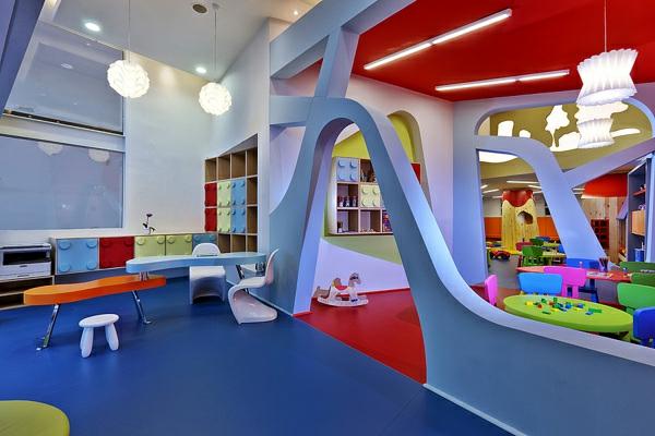 100 moderne Ideen für Kindergarten Interieur! - Archzine.net