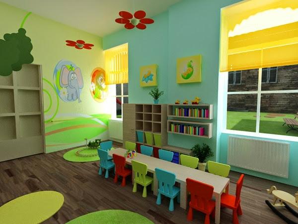 100 Moderne Ideen Fur Kindergarten Interieur Archzine Net