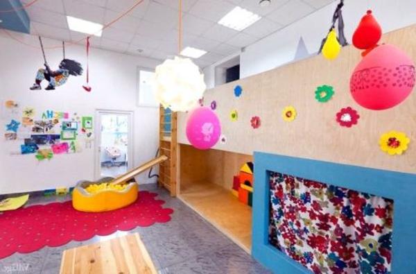 Wohnideen Fr Kindergarten | 100 Moderne Ideen Fur Kindergarten Interieur Archzine Net