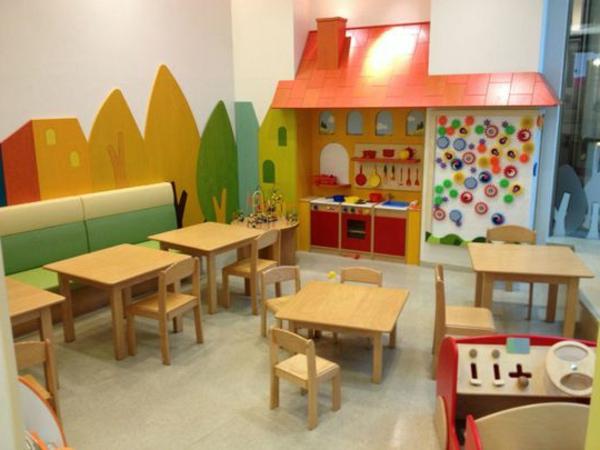 100 Moderne Ideen Für Kindergarten Interieur Archzinenet